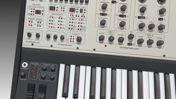 Tom Oberheim Two Voice Pro - Detail