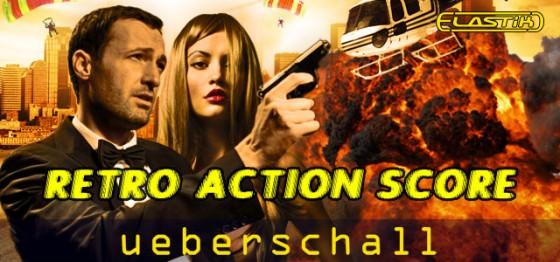 Ueberschall Retro Action Score