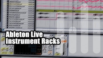 Ableton Live Tutorial Instrument Racks