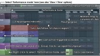 Image-Line FL Studio 10.5 - Performance Mode