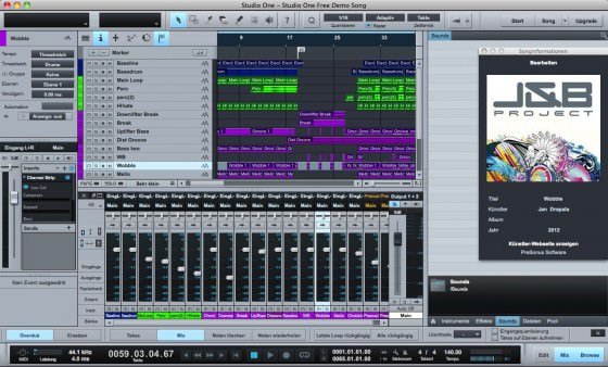 PreSonus Studio One Free