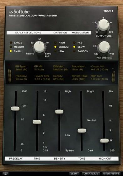 Softube TSAR-1 Testbericht