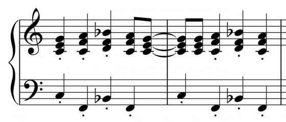Songwriting - Ruhe gegen Bewegung