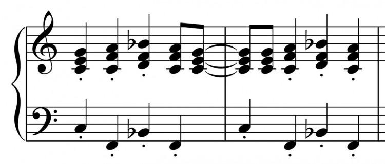 Betonungen - Ruhe gegen Bewegung - Songwriting Grundlagen