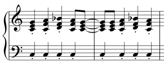 Songwriting - Ruhe gegen Bewegung II