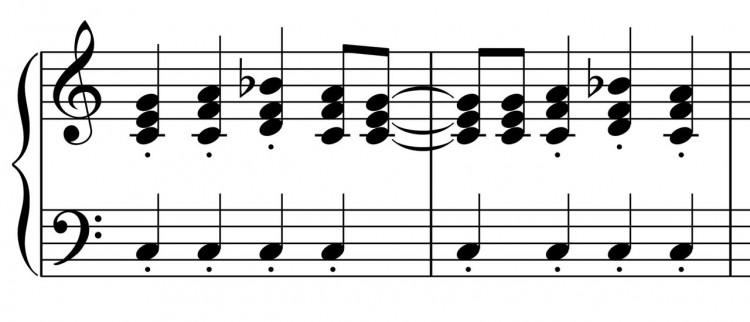 Harmonischer Rhythmus - Ruhe gegen Bewegung II - Songwriting Grundlagen