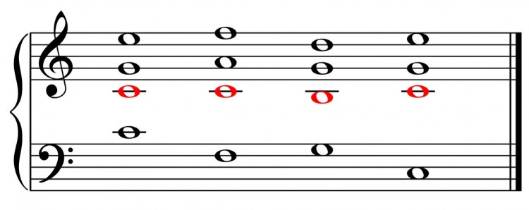 Voicings - Weite Lage - Songwriting Grundlagen