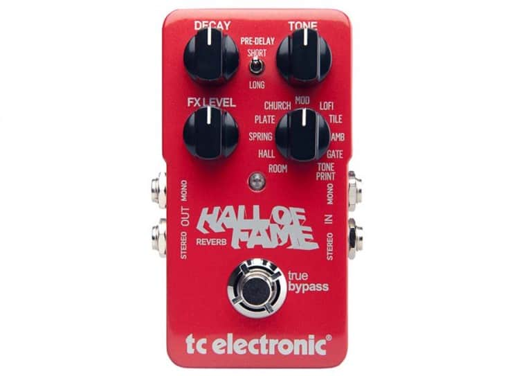 TC Electronic Hall Of Fame Testbericht