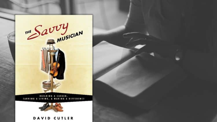 Buchtipp: The Savvy Musician