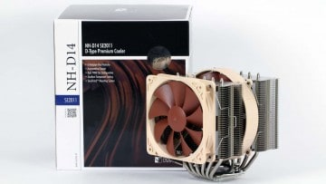 CPU-Kühler beim Audio Computer