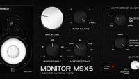 G-Sonique Monitor MSX5