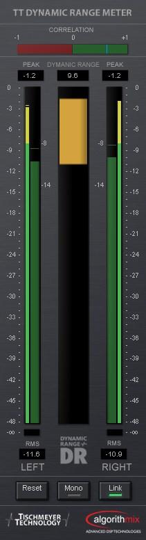 Mastering - True Peak Level