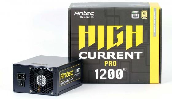Netzteil Audio Computer Antec HCP-1200