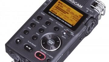 Tascam DR-100 MK2 Testbericht