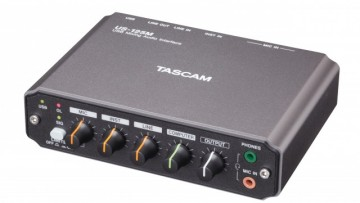 Tascam US-125M Testbericht