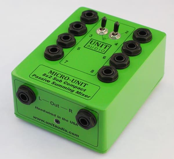 Unit Audio Micro-Unit