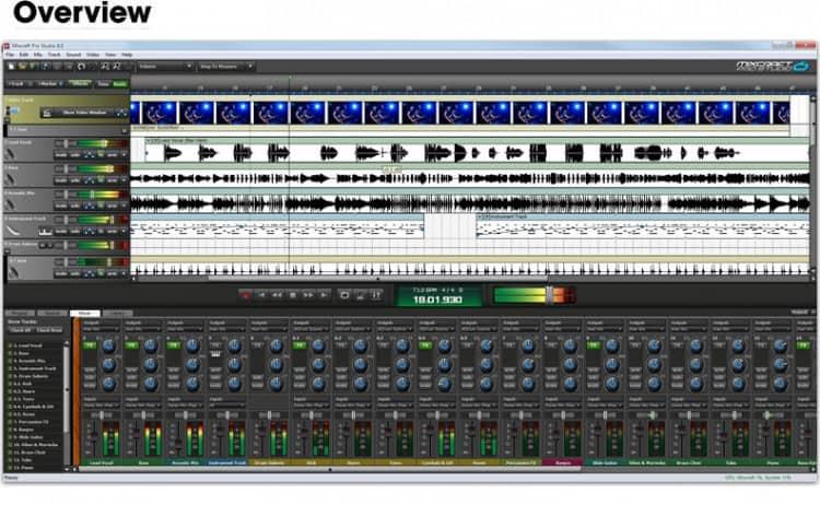 Acoustica Mixcraft Pro Studio 6