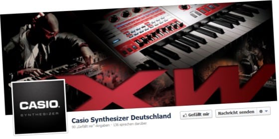 Casio Synthesizer Community