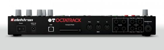 Elektron Octatrack Testbericht - Arpeggiator