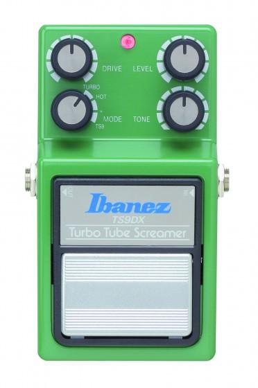 Ibanez TS-9DX Testbericht