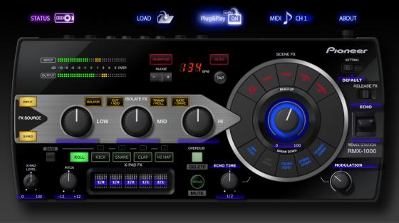 Pioneer RMX-1000 Testbericht