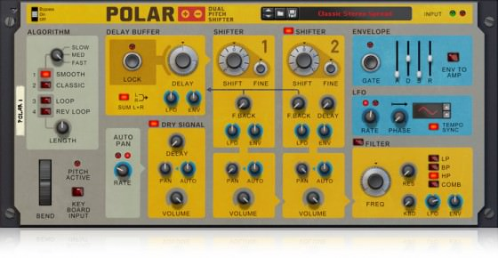 Propellerhead Polar