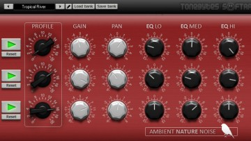 ToneBytes Ambient Nature Noise