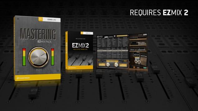 Toontrack Mastering EZmix pack