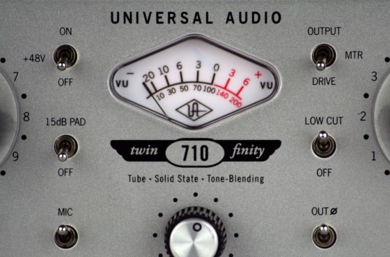 Universal Audio Twin-Finity 710 Testbericht