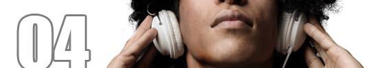 Klang bei DJ Kopfhörer