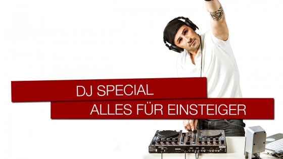 DJ werden Tutorial & Workshop