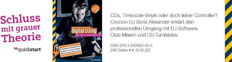 digital DJing
