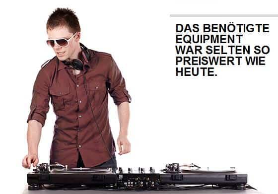 DJ Anfänger Equipment