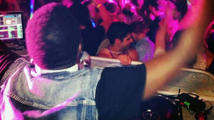 DJ Booth mieten