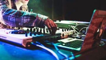 Einstieg DJ