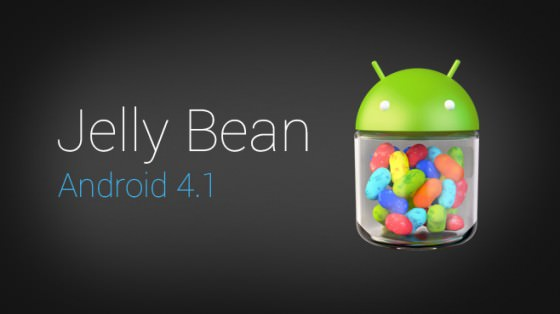 Android 4.1 »Jelly Bean«