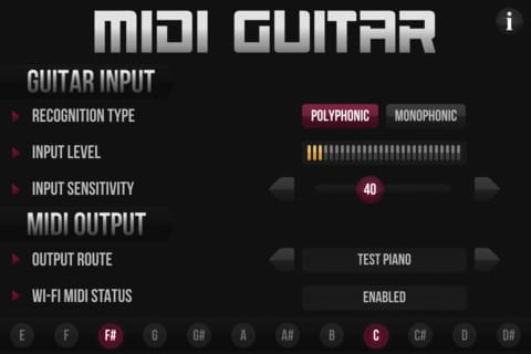 JamOrigin MIDI Guitar