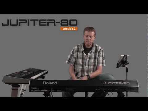 Roland Jupiter 80 Test ⋆ delamar de