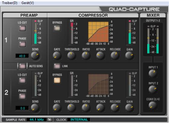Roland UA-55 Quad-Capture Testbericht