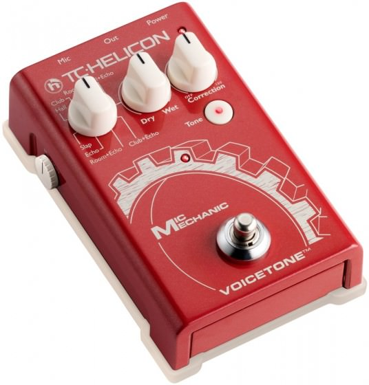 TC-Helicon VoiceTone Mic Mechanic