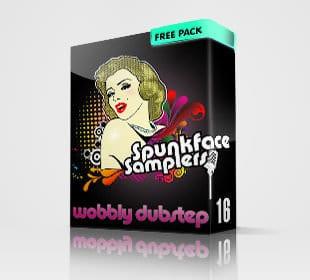 Spunkface Samplers Wobbly Dubstep Pack