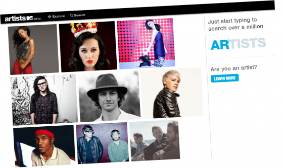 Artists.MTV
