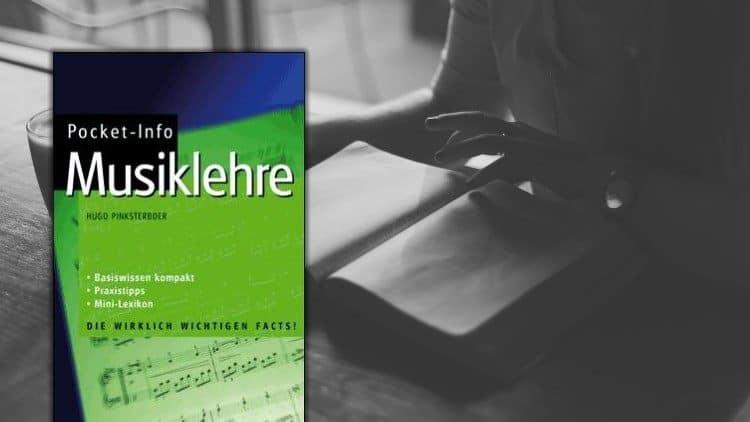 Buchtipp: Pocket-Info Musiklehre
