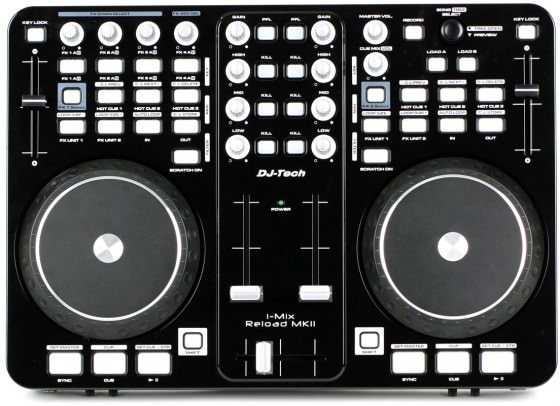 DJ-Tech i-Mix Reload MKII Testbericht