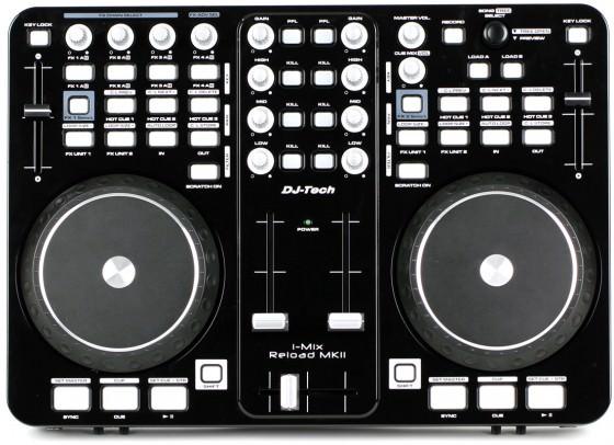 DJ-Tech i-Mix Reload MKII Testbericht