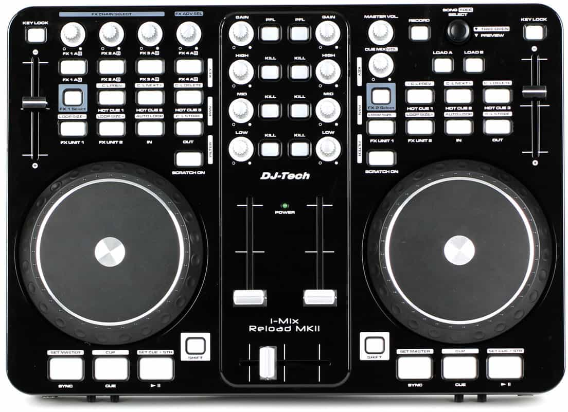 dj Tech i Mix Reload Dj-tech I-mix Reload Mkii