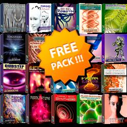 Free Samples - Studio Wormbone Free Bundle
