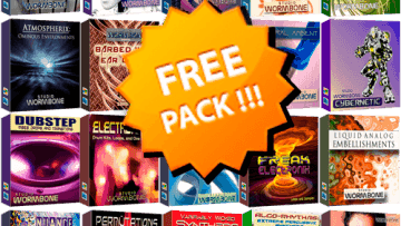 Free Samples - Studio Wormbone Free Bundle