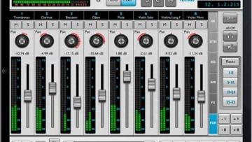 iPad App DAW Controller für Reason
