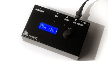 Muteable instruments MIDIpal